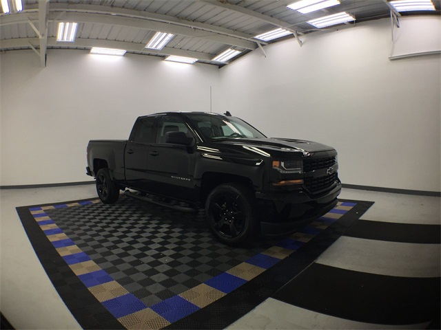New 2018 Chevrolet Silverado 1500 Custom