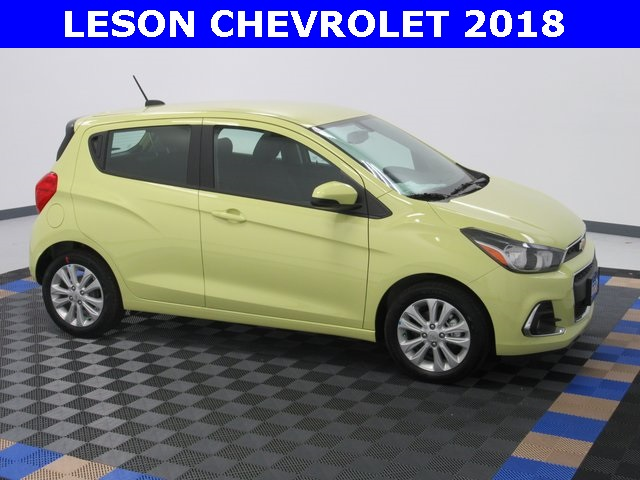 New 2018 Chevrolet Spark 1LT