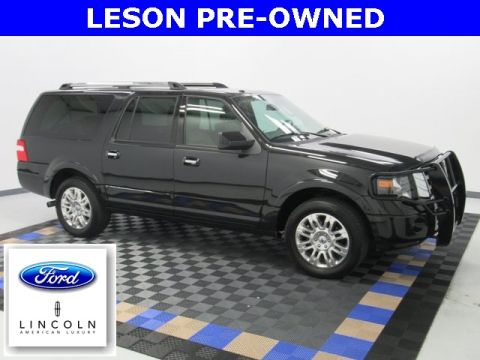 Pre-Owned 2014 Ford Expedition EL Limited RWD 4D Sport Utility