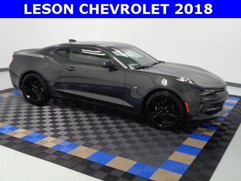 New 2018 Chevrolet Camaro 2LT RWD 2D Coupe