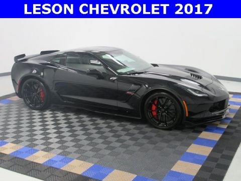 New 2017 Chevrolet Corvette Grand Sport RWD 2D Coupe