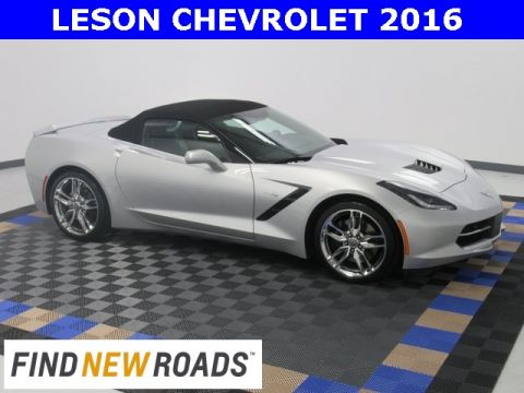 New 2016 Chevrolet Corvette Stingray Z51
