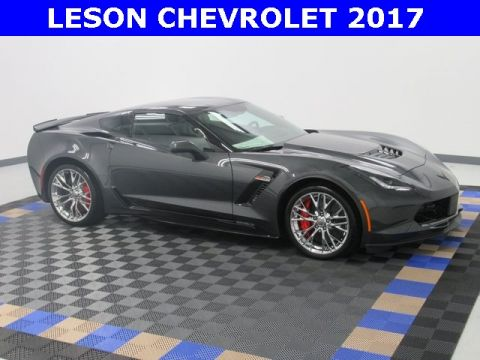 New 2017 Chevrolet Corvette Z06 RWD 2D Coupe