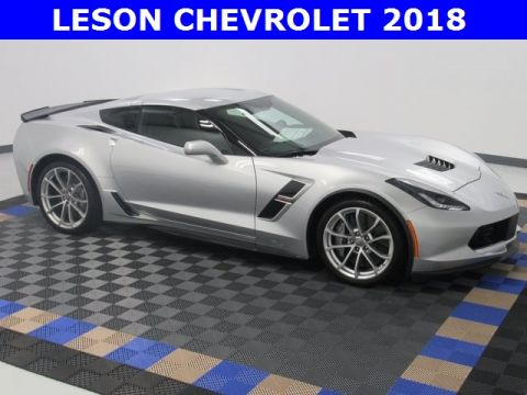 New 2018 Chevrolet Corvette Grand Sport RWD 2D Coupe