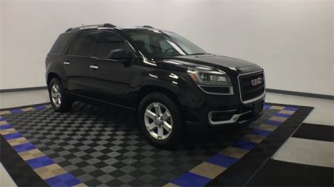 Certified Pre-Owned 2016 GMC Acadia SLE-1 FWD 4D Sport Utility