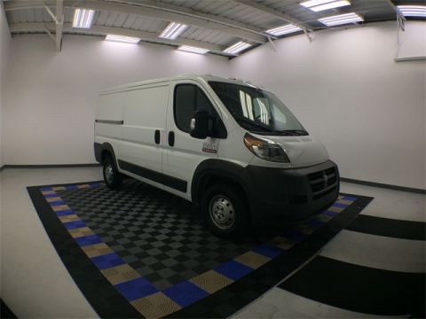 Pre-Owned 2017 Ram ProMaster 1500 Low Roof FWD 3D Cargo Van