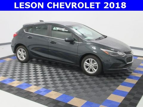 New 2018 Chevrolet Cruze LT FWD 4D Hatchback