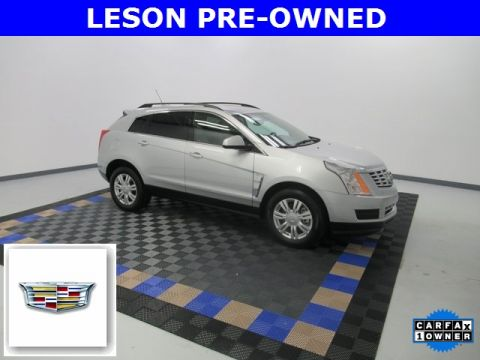 Pre-Owned 2015 Cadillac SRX Base FWD 4D Sport Utility