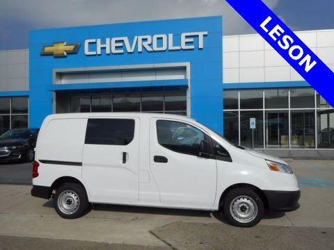 New 2017 Chevrolet City Express 1LT FWD 3D Cargo Van