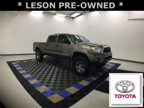 Pre-Owned 2012 Toyota Tacoma PreRunner RWD 4D Double Cab