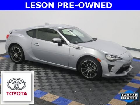 Pre-Owned 2017 Toyota 86 Base RWD 2D Coupe