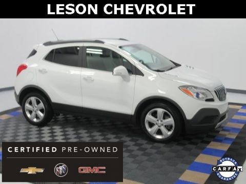 Certified Pre-Owned 2016 Buick Encore Base FWD 4D Sport Utility