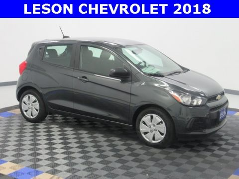 New 2018 Chevrolet Spark LS FWD 5D Hatchback