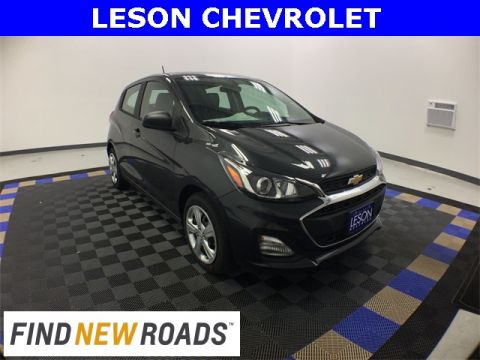 New 2019 Chevrolet Spark LS
